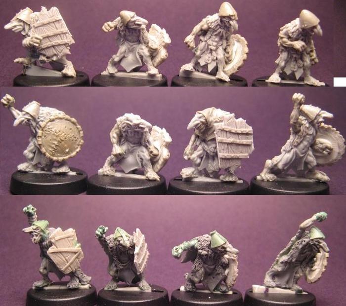 Figurines alternatives - Page 2 Troupe10