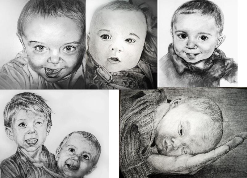 presentation de mes portraits Album_10