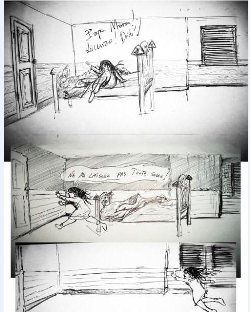 """cauchemar """"abandon surréaliste"""" Reve1010"""