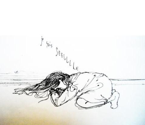 """cauchemar """"abandon surréaliste"""" Reve1210"""