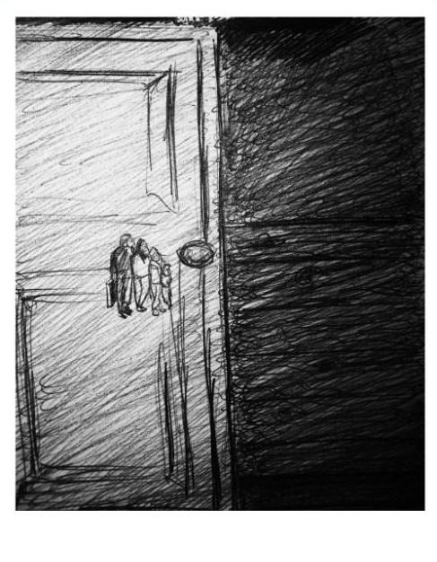 """cauchemar """"abandon surréaliste"""" Reve810"""