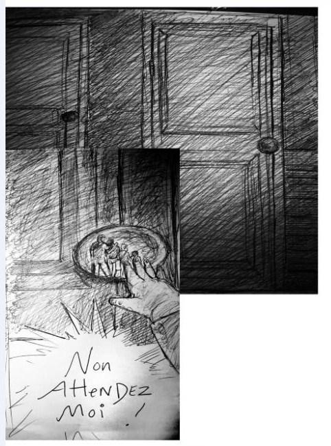 """cauchemar """"abandon surréaliste"""" Reve911"""