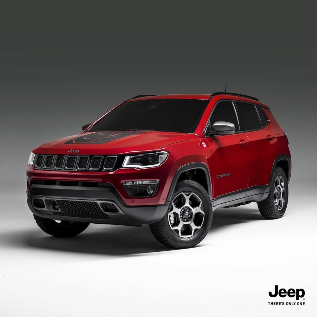 2016 - [Jeep] Compass II - Page 5 91014410