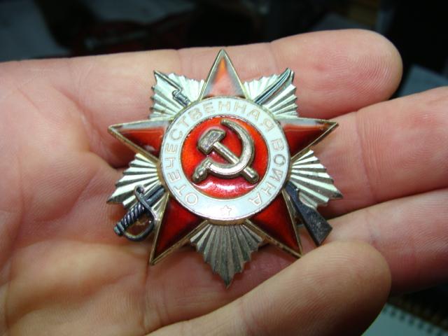 Ordre de la Grande Guerre Patriotique / Urss Dsc03015