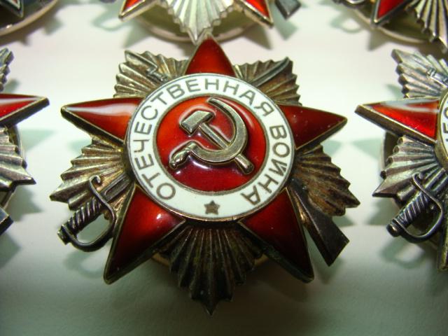 Ordre de la Grande Guerre Patriotique / Urss Dsc03016