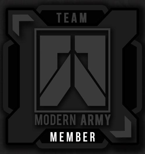 Modern Army Airsoft