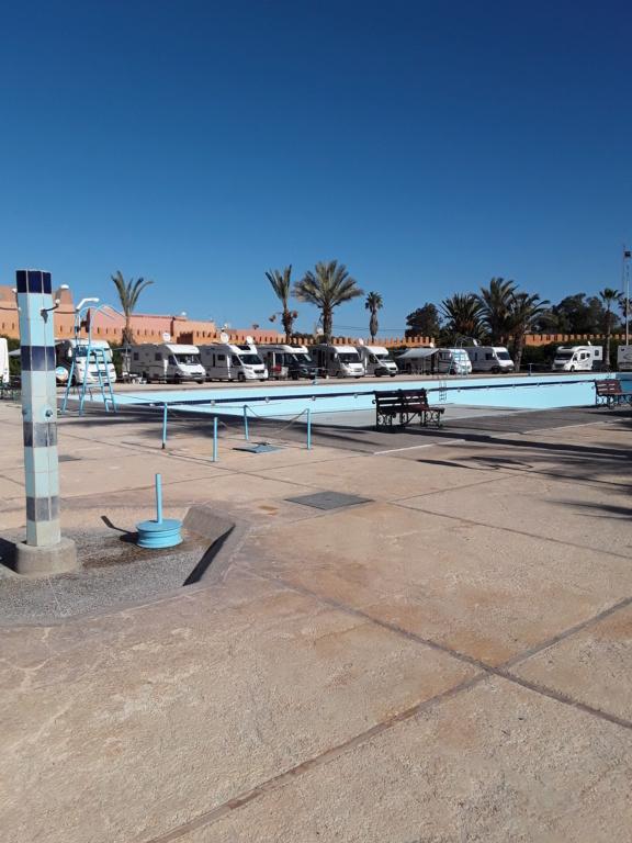 [Maroc Camp/Dernières nouvelles] camping municipal Tiznit 20190211