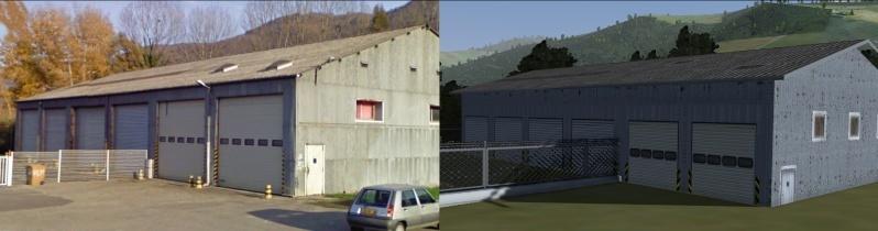 Comment reproduire une texture réelle avec GIMP. Compar10