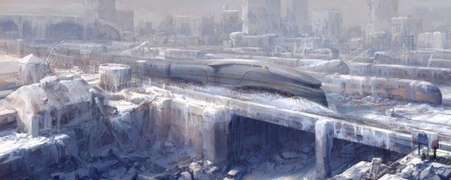 Snowpiercer 20432010