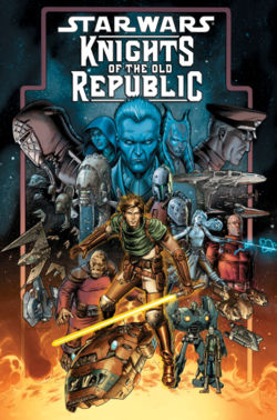 [Comics] Knights of the Old Republic (Kotor) 58384110