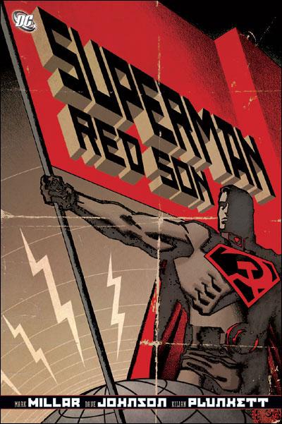 [Comics] Superman Red Son Dc-ico10