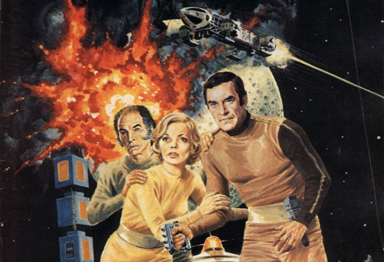Cosmos 1999 (Space : 1999) Space110