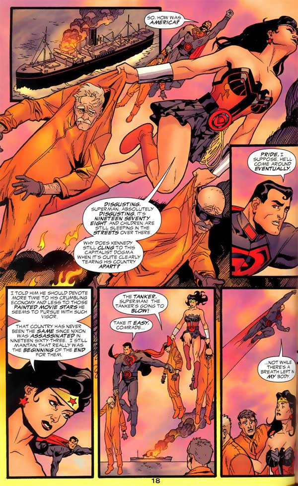 [Comics] Superman Red Son Superm10