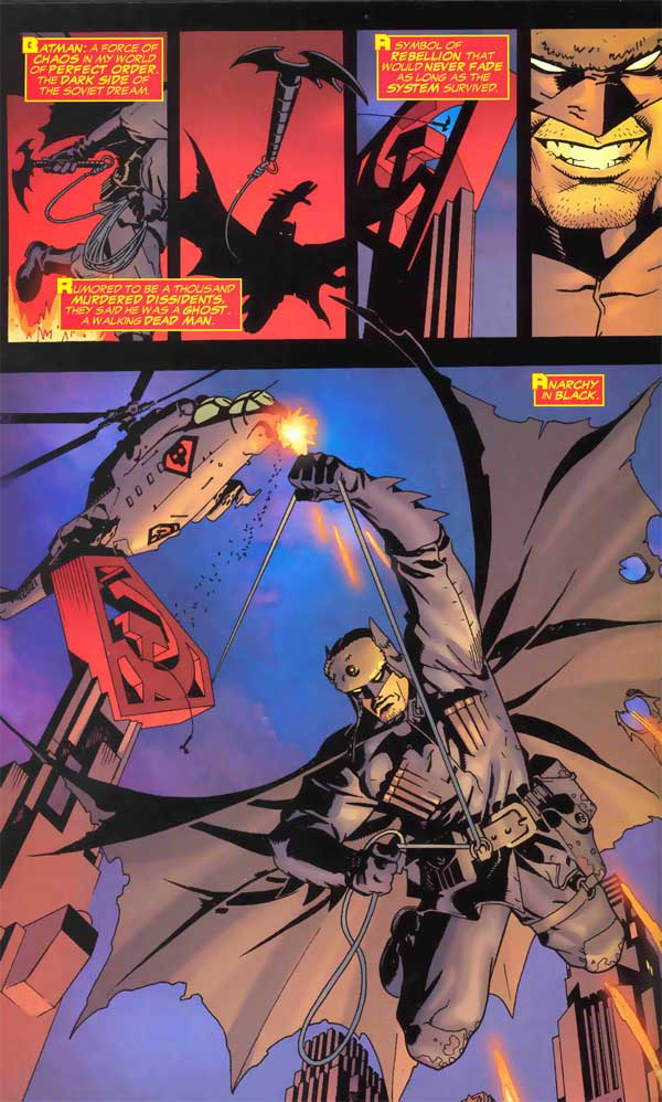 [Comics] Superman Red Son Superm11