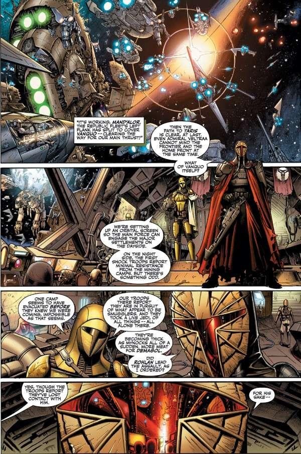 [Comics] Knights of the Old Republic (Kotor) Swktor10