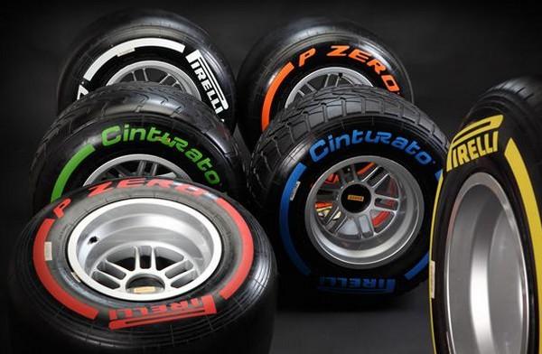 Le Nuove Gomme Pirelli 2013 Gommep10