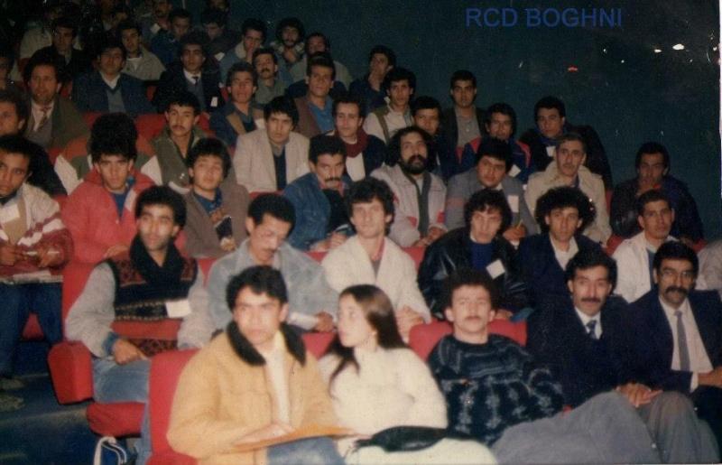 ASSISES DU MCB ET NAISSANCE DU RCD 1989 à Tizi Ouzou, Algerie 115