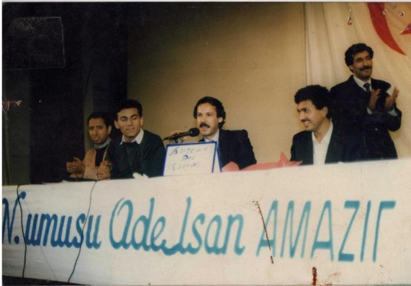 ASSISES DU MCB ET NAISSANCE DU RCD 1989 à Tizi Ouzou, Algerie 117