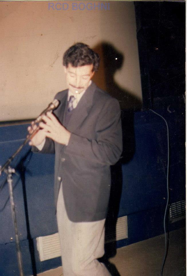 ASSISES DU MCB ET NAISSANCE DU RCD 1989 à Tizi Ouzou, Algerie 118