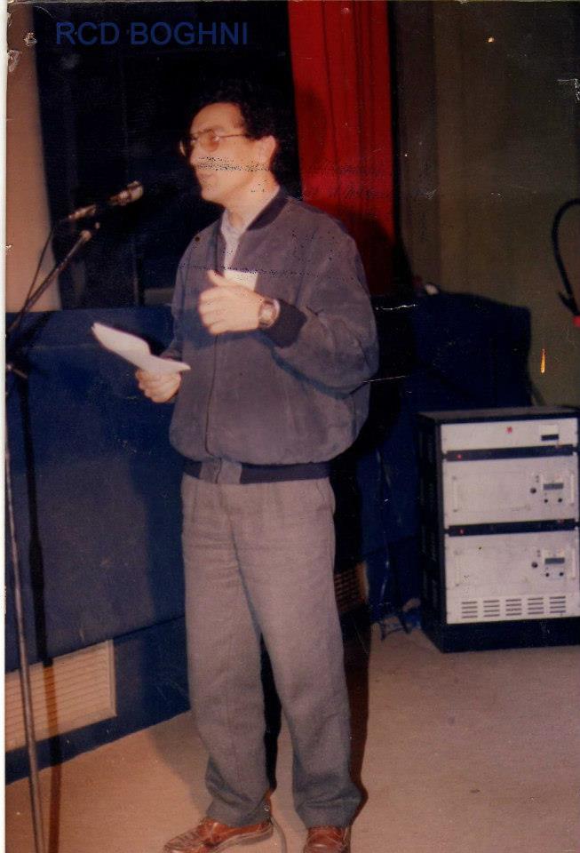 ASSISES DU MCB ET NAISSANCE DU RCD 1989 à Tizi Ouzou, Algerie 120