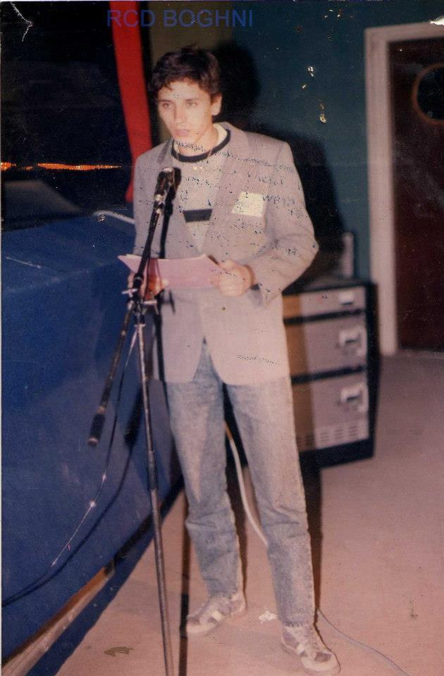 ASSISES DU MCB ET NAISSANCE DU RCD 1989 à Tizi Ouzou, Algerie 121