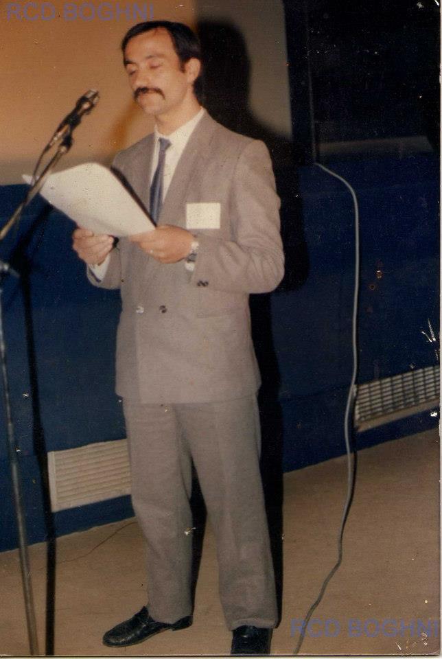 ASSISES DU MCB ET NAISSANCE DU RCD 1989 à Tizi Ouzou, Algerie 124
