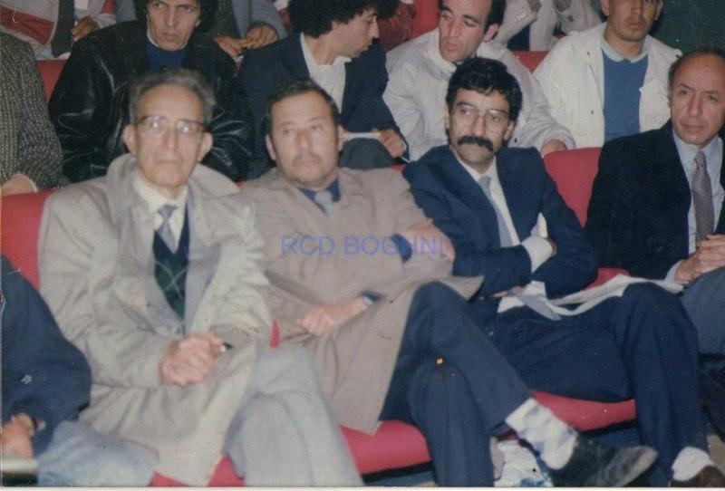 ASSISES DU MCB ET NAISSANCE DU RCD 1989 à Tizi Ouzou, Algerie 128