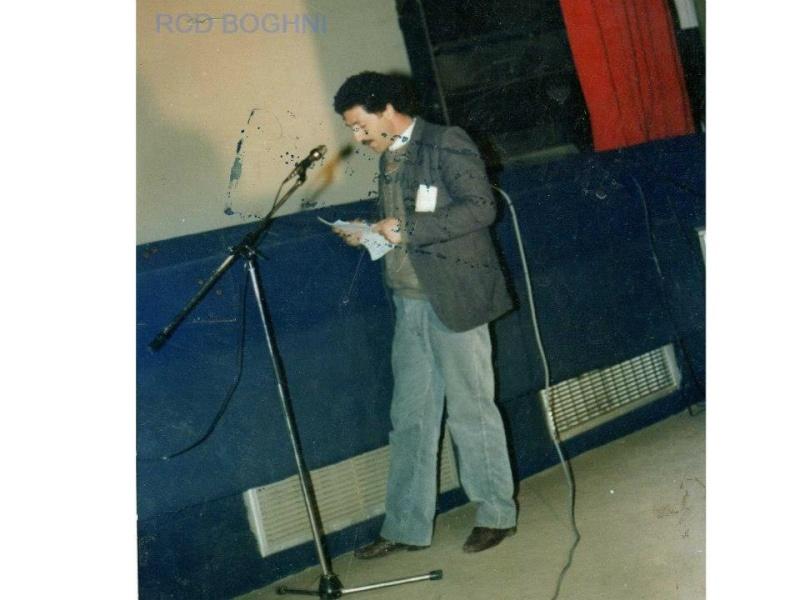 ASSISES DU MCB ET NAISSANCE DU RCD 1989 à Tizi Ouzou, Algerie 131