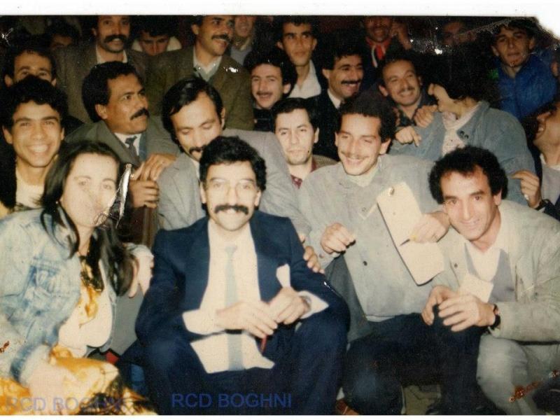 ASSISES DU MCB ET NAISSANCE DU RCD 1989 à Tizi Ouzou, Algerie 133