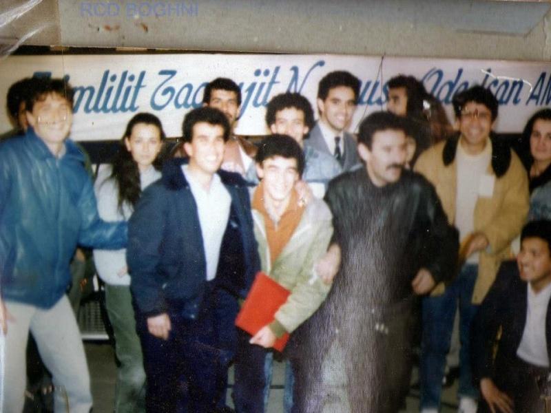 ASSISES DU MCB ET NAISSANCE DU RCD 1989 à Tizi Ouzou, Algerie 134