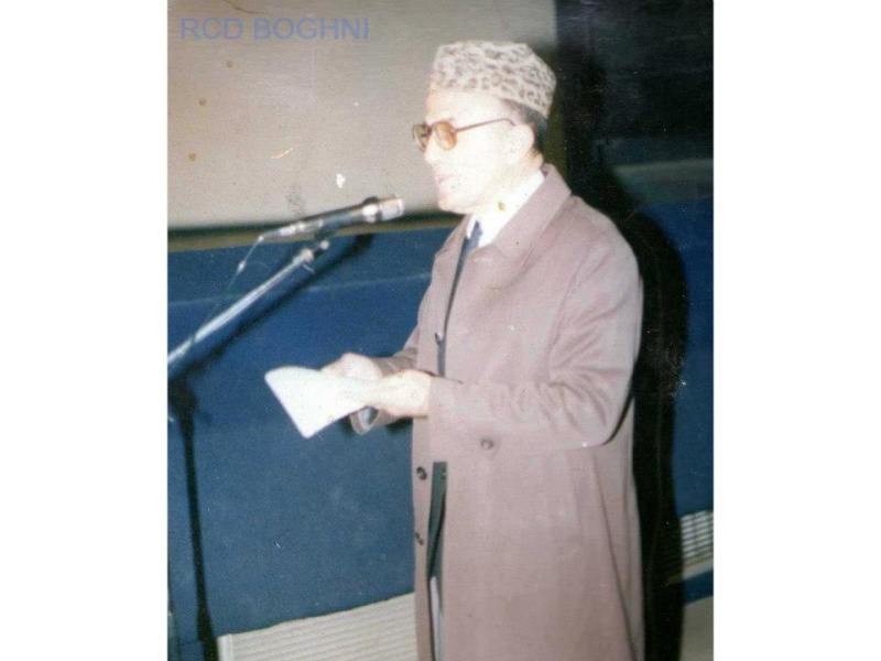 ASSISES DU MCB ET NAISSANCE DU RCD 1989 à Tizi Ouzou, Algerie 135