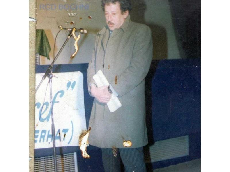 ASSISES DU MCB ET NAISSANCE DU RCD 1989 à Tizi Ouzou, Algerie 136