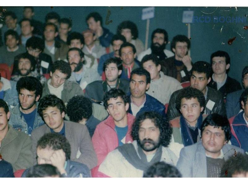 ASSISES DU MCB ET NAISSANCE DU RCD 1989 à Tizi Ouzou, Algerie - Page 2 143