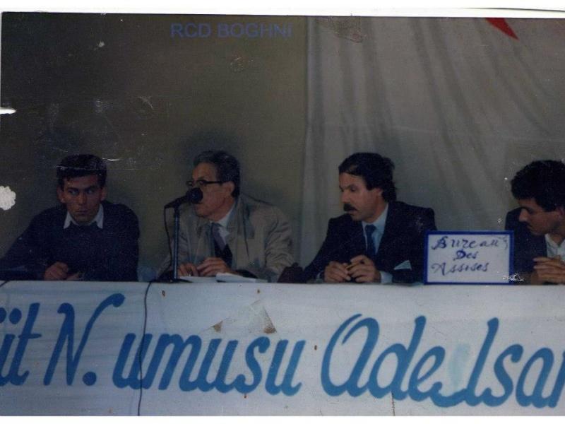 ASSISES DU MCB ET NAISSANCE DU RCD 1989 à Tizi Ouzou, Algerie - Page 2 145