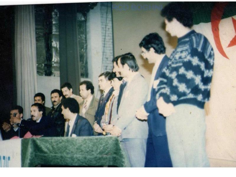 ASSISES DU MCB ET NAISSANCE DU RCD 1989 à Tizi Ouzou, Algerie - Page 2 150