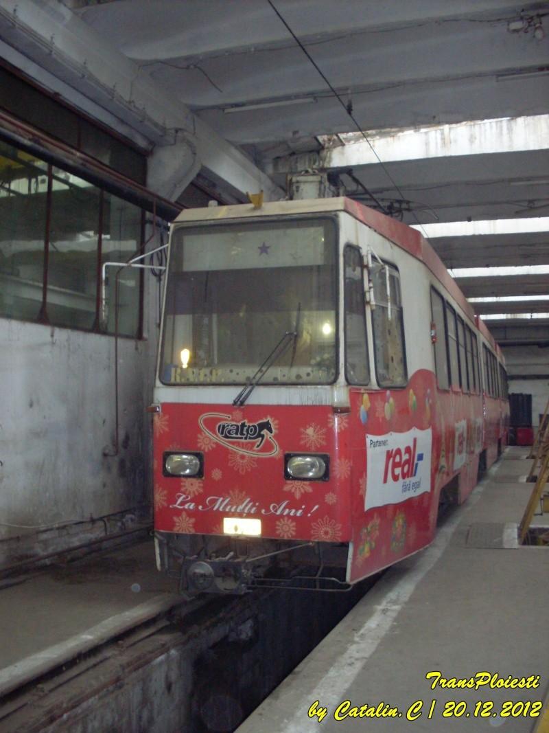 Depoul de tramvaie T.C.E. Ploiești - Pagina 2 Sdc12040