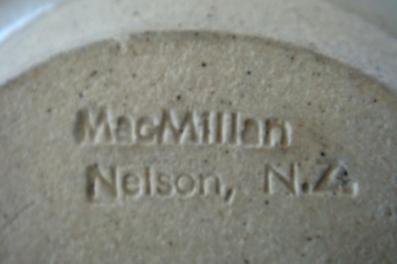 MacMillan Ceramics Nelson Mark Dsc03819