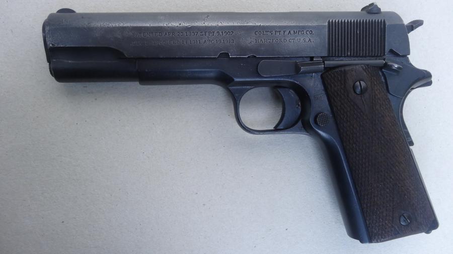 1911 contrat russe 113
