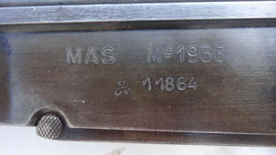 MAS 36 premier type 126