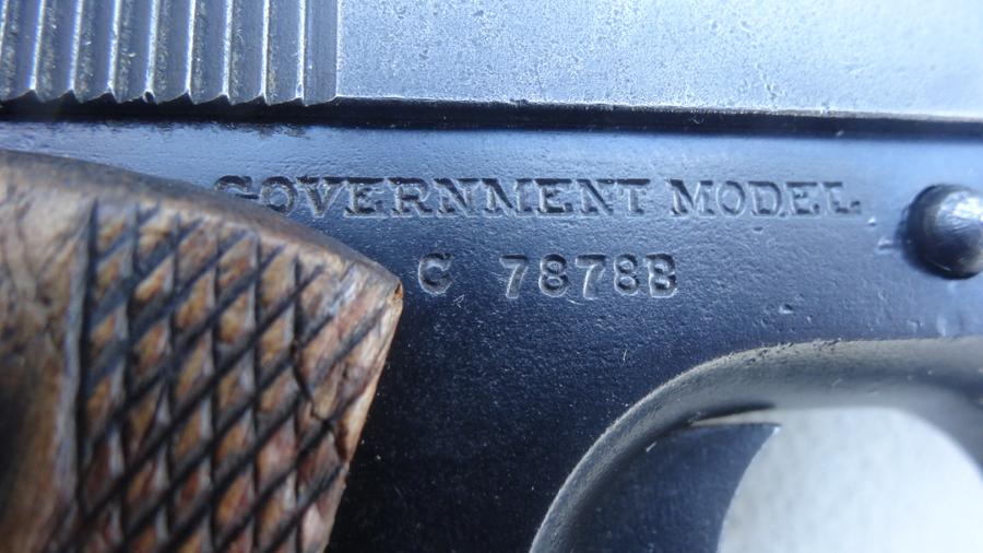 1911 contrat russe 512
