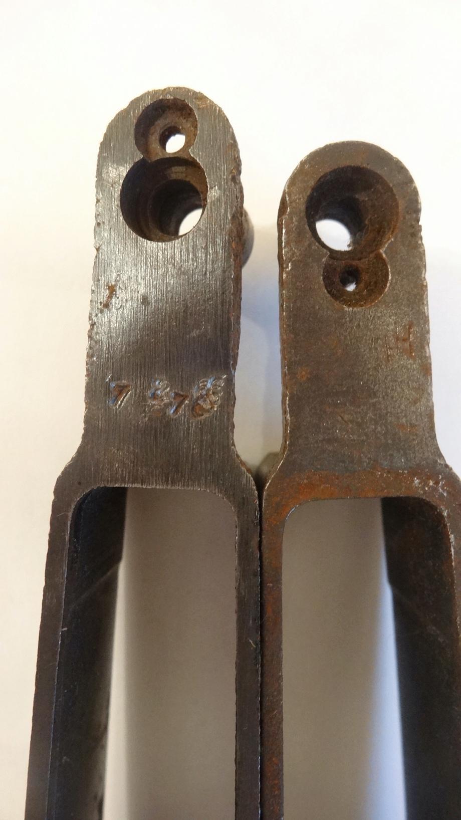 De quel ADN  est donc constitué mon Mauser S/42 de 1937. Dsc07422