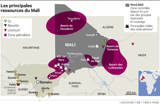 pour - Cartes et infographies de l'Afrique 00000010