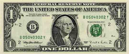 La Réserve Fédérale crée de l'argent avec la Dette de l'Etat Américain Dollar10