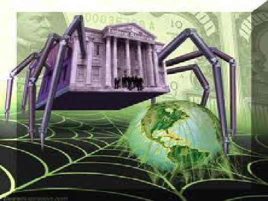 AUX SOURCES DU CHAOS MONDIAL ACTUEL : L'usure, axe central de l'histoire de l'Occident  Fed10