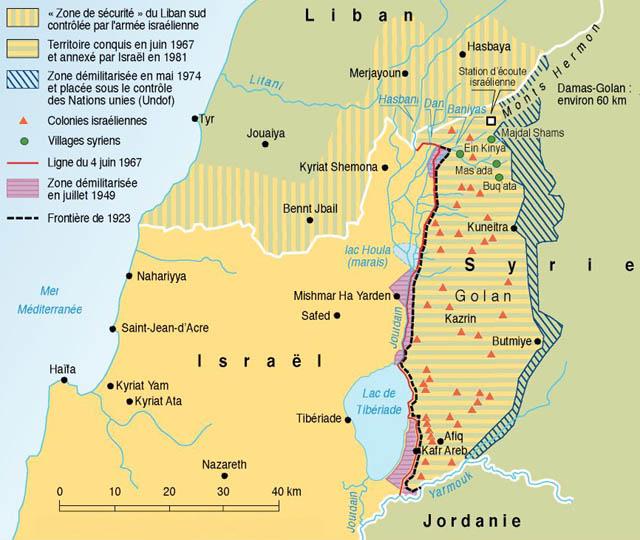 pour - Ingérence impérialiste en Syrie:  Le sinistre plan du Nouvel Ordre Mondial… Golan10