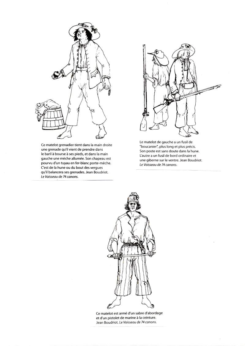 Armement des matelots au XVII ième siècle Img00613
