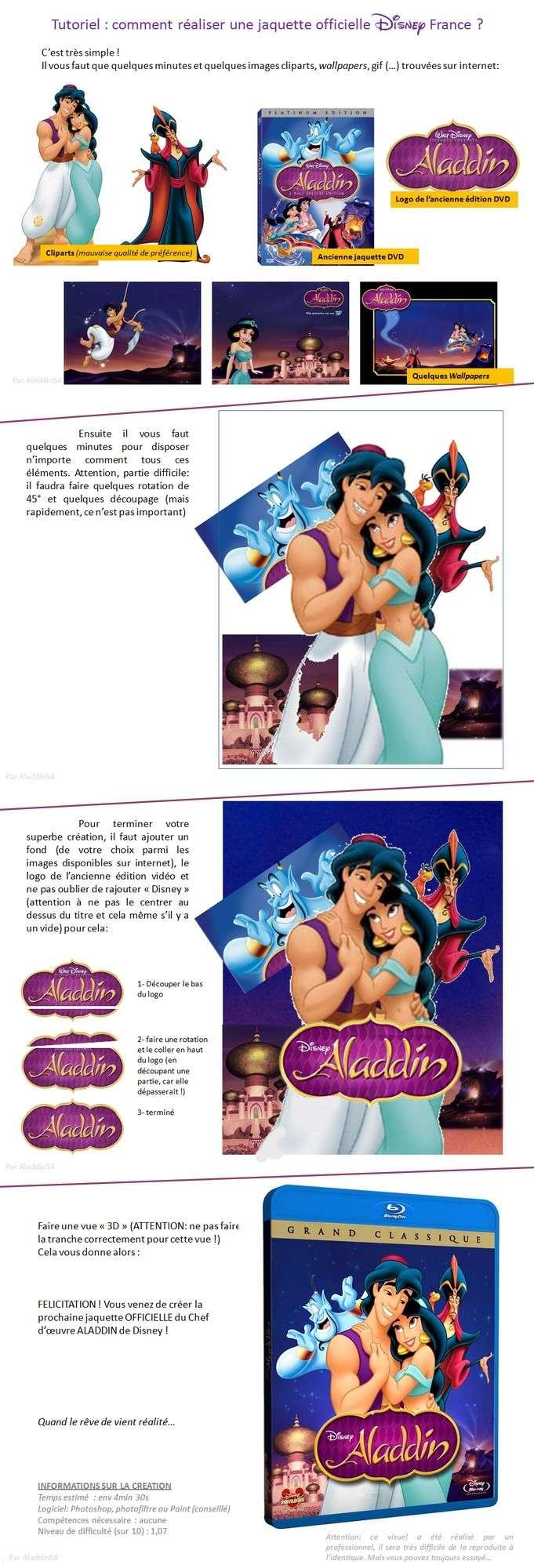 Disney Privilège: Votez pour votre jaquette préférée d'Aladdin [Protestation et nouvelle jaquette proposée !] - Page 12 Tuto_a10