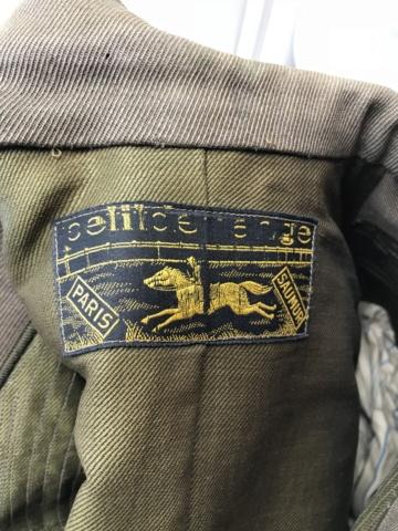 Veste lieutenant cavalerie 1940 ESC - OCT 3 0ef08c10
