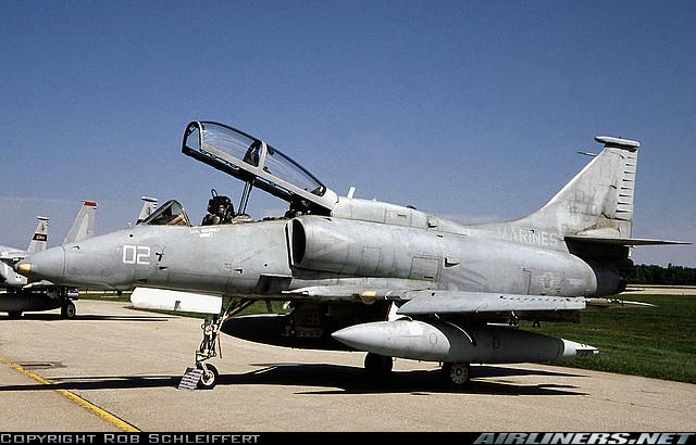 TA-4J Skyhawk 10890110