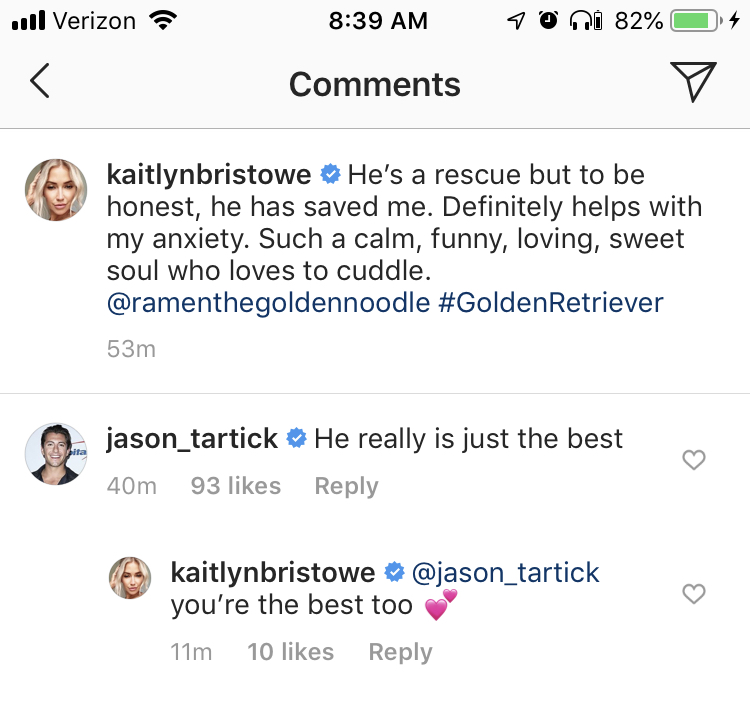 Kaitlyn Bristowe - Jason Tartick - FAN Forum - Discussion  - Page 41 A2e4a210